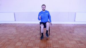 Seated Circulation Booster
