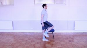 Standing Circulation Booster