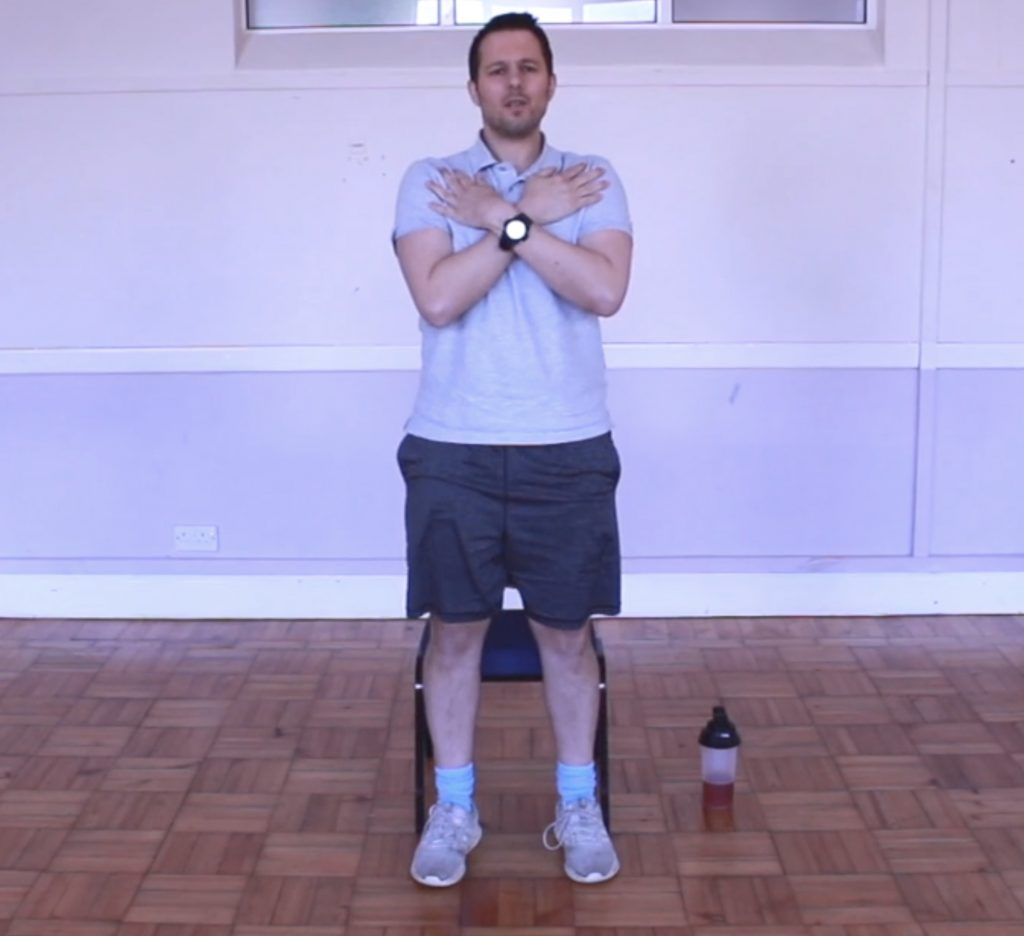 Circuit Style Workout #1