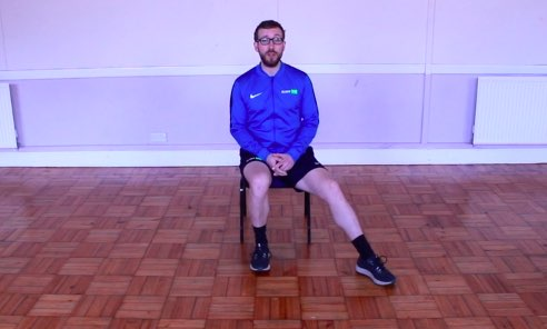 Seated Workout