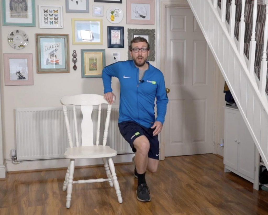 Leg Workout #1