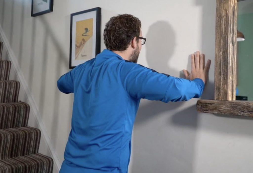 Wall Press Technique
